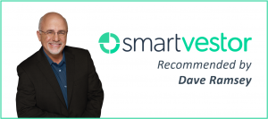 Smartvestor Pro logo with photo of Dave Ramsey