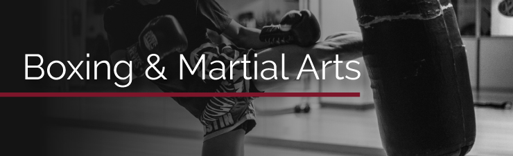 Boxing and Martial Arts in Harrisonburg