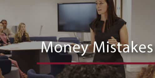 Money Mistakes Students Make