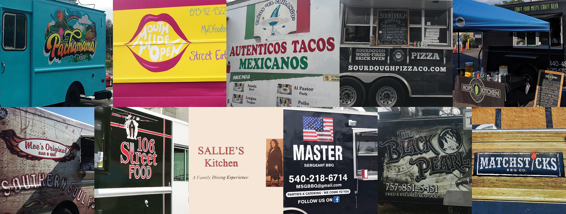 Virginia Food Trucks