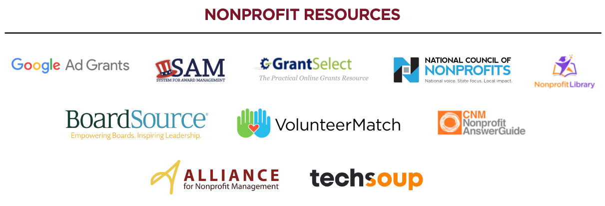 Other Nonprofit Resources