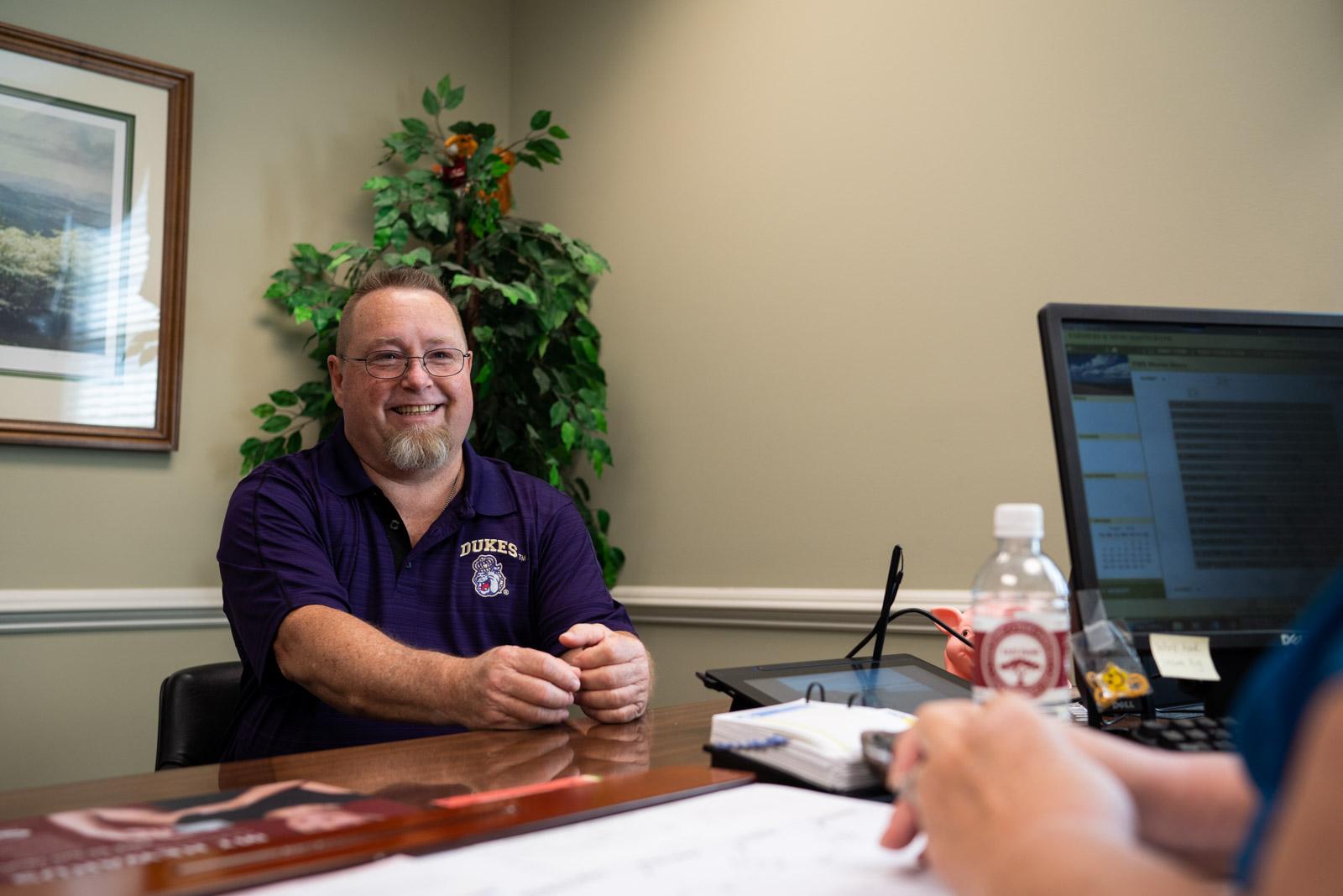 Jeff Breeden Bank Customer
