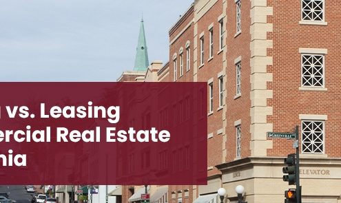 Owning vs. Leasing Commercial Real Estate in Virginia