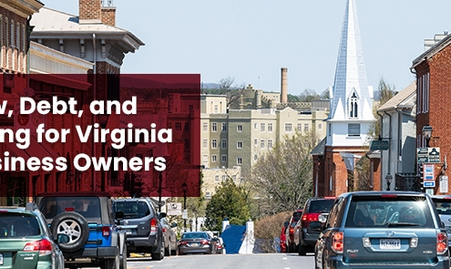 Cash Flow, Debt, and Refinancing for Virginia Small Business Owners
